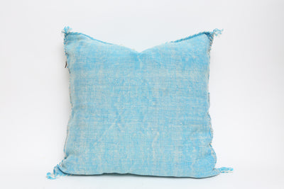 Moroccan Sabra Cactus Silk Pillow 402 - ShopGoldenPineapple
