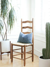 Antique Ladder Back Chair No 668 - ShopGoldenPineapple