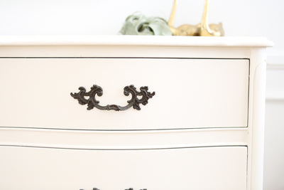 Vintage Shabby Chic Dresser / Credenza with 6 drawers No288 - ShopGoldenPineapple