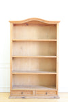 Rustic Solid Wood Bookcase No 685 - ShopGoldenPineapple