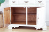 Shabby Chic French Provincial Vintage Hutch with Drawers No99 - ShopGoldenPineapple