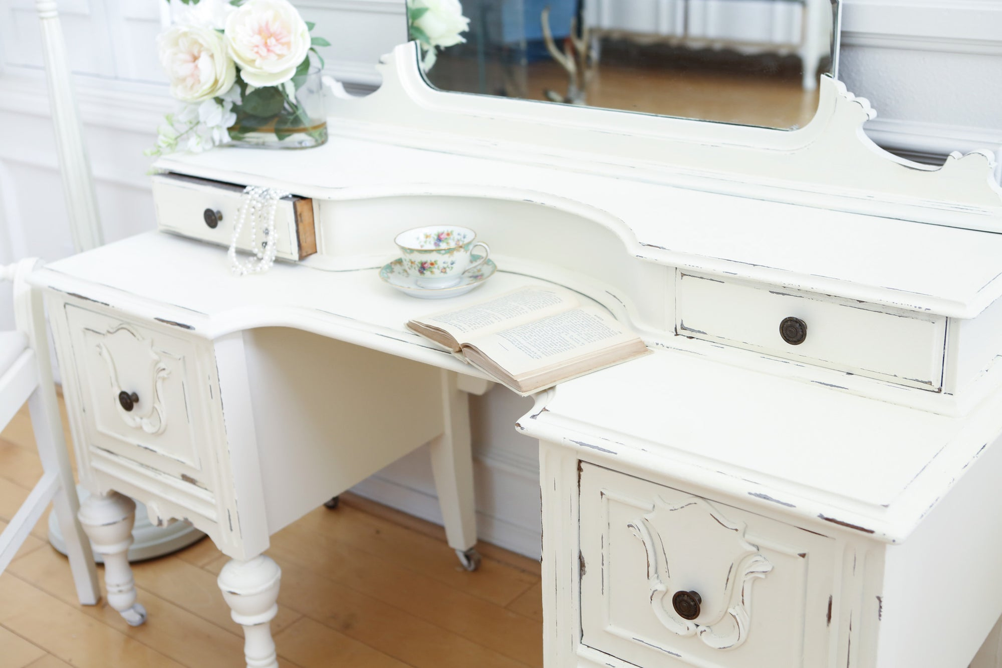 walmart with purchased made desk vanity furniture separately mirror all elegant of ikea products