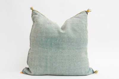 Moroccan Sabra Cactus Silk Pillow No 002 - ShopGoldenPineapple