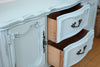Vintage Shabby Chic Console Table / SideBoard / TV Media stand No93 - ShopGoldenPineapple