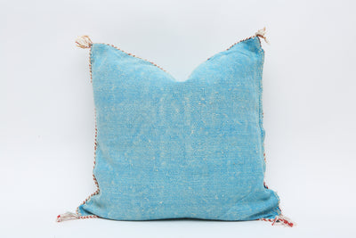 Moroccan Sabra Cactus Silk Pillow No TT522 - ShopGoldenPineapple