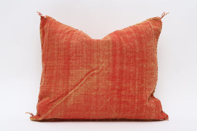 Moroccan Sabra Cactus Silk Pillow No TT528 - ShopGoldenPineapple