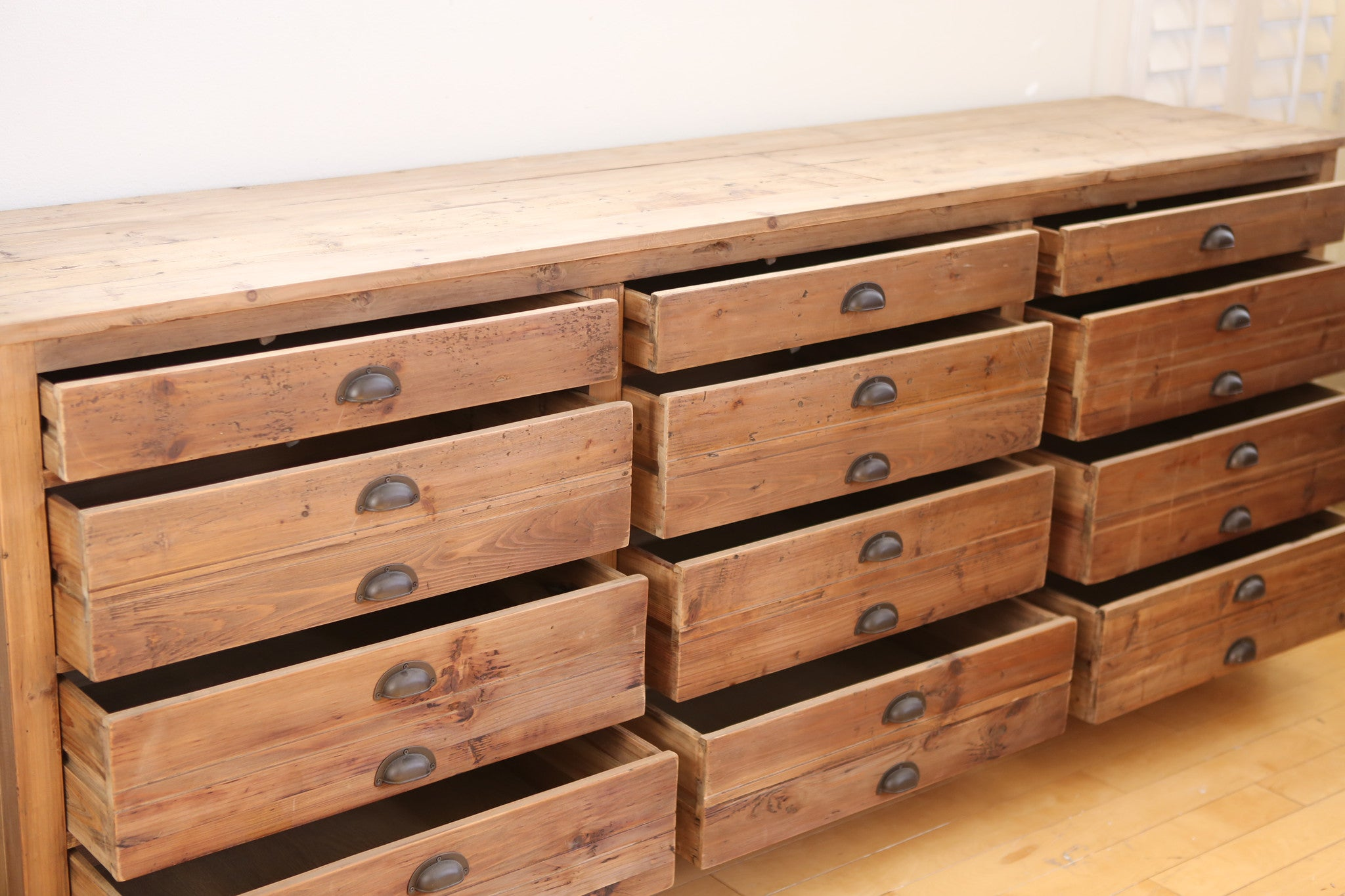 Flat File Cabinet Good Maple Ebth With
