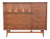 Broyhill Brasilia Magna Sculpted Walnut Dresser Chest