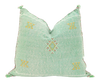 Moroccan Sabra Cactus Silk Pillow Cover - ShopGoldenPineapple