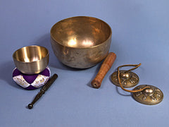 Meditation Bells &  Singing Bowls