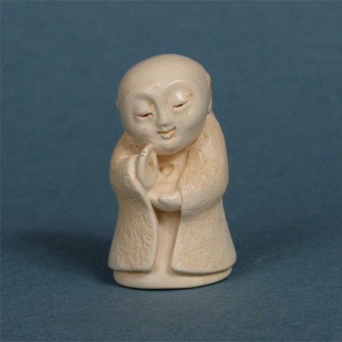 Jizo Bodhisattva statue from Zen Buddhism, protector of children, expectant mothers, firemen and travelers.