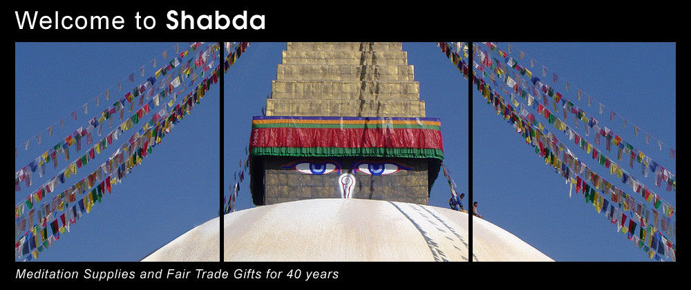 Shabda: Meditation Supplies & Fair Trade Gifts for 40 Years
