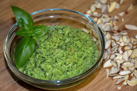 Double Basil Pesto