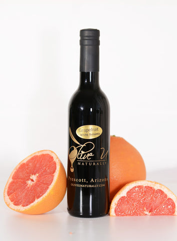 Grapefruit White Balsamic Vinegar - Olive U Naturally