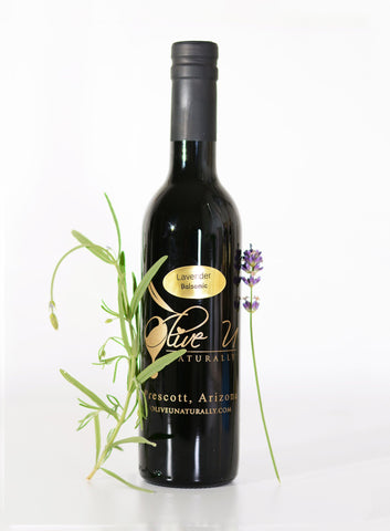 Lavender Balsamic Vinegar - Olive U Naturally