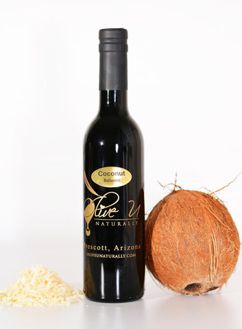 Coconut White Balsamic Vinegar - Olive U Naturally