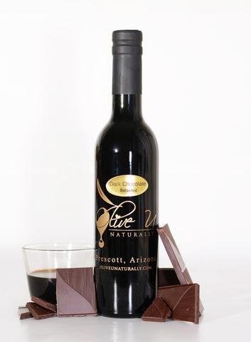 Dark Chocolate Balsamic Vinegar - Olive U Naturally