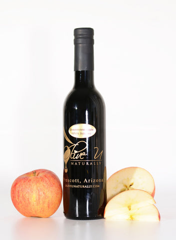Gravenstein Apple White Balsamic Vinegar - Olive U Naturally