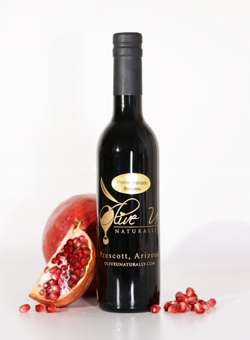 Pomegranate Balsamic Vinegar - Olive U Naturally