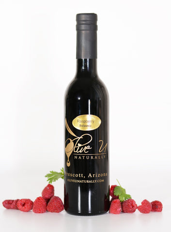 Raspberry Balsamic Vinegar - Olive U Naturally