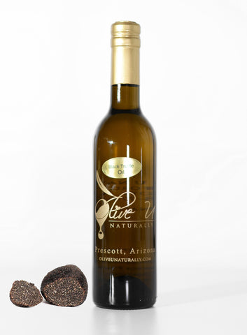 Black Truffle Oil - Olive U Naturally