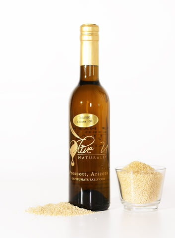 Roasted Sesame Oil - Olive U Naturally