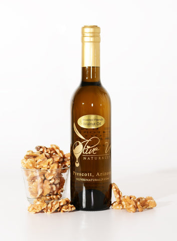 Roasted Walnut Oil - Olive U Naturally