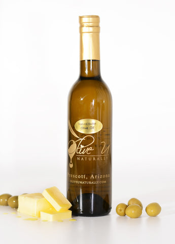 Natural Butter Olive Oil - Olive U Naturally