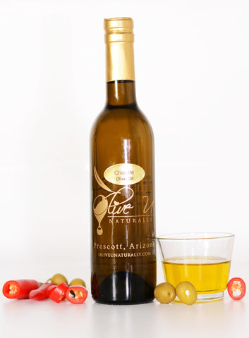 Chipotle Olive Oil - Olive U Naturally