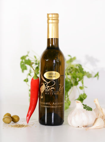 Harissa Olive Oil - Olive U Naturally