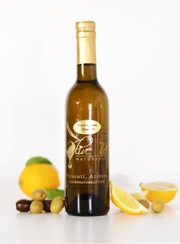 Meyer Lemon Olive Oil - Olive U Naturally