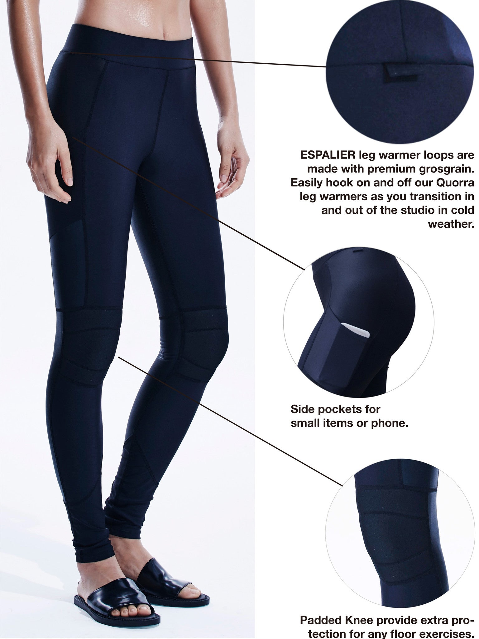 Quorra Legwarmer + Axis Leggings Combo Pack
