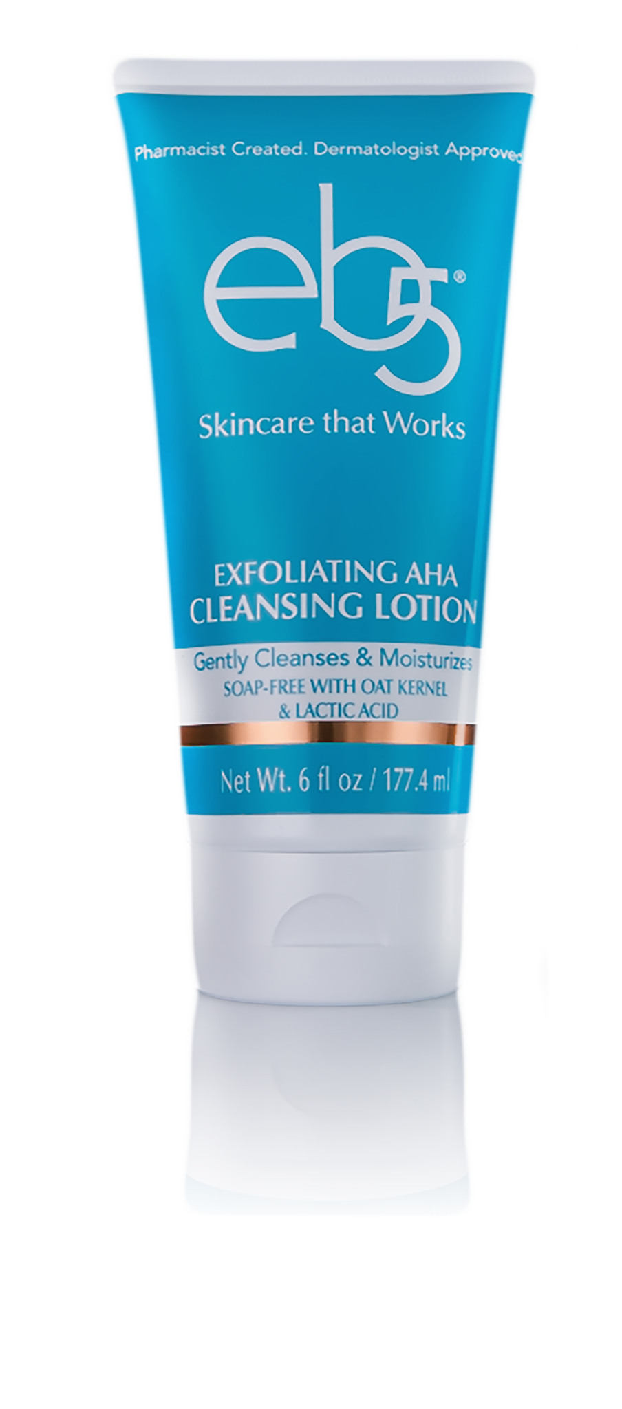 eb5 Exfoliating AHA Cleansing Lotion