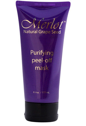 Merlot Purifying Peel Off Mask