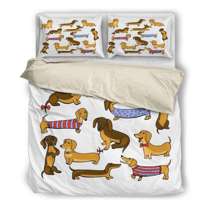 Dog duvet - Life is complete with Dogs