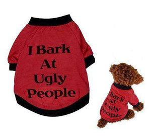 I Bark At Ugly - Life is complete with Dogs