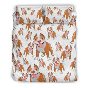 Dog Bedding Set - Life is complete with Dogs