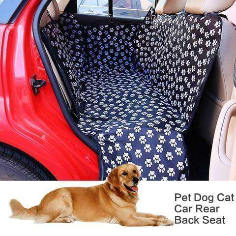 Life Is Complete With Dogs Car Seat Cover [Waterproof & Hammock Convertible] - Life is complete with Dogs