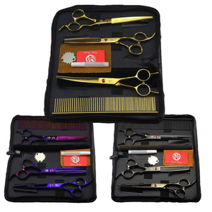 Dog Grooming Scissors Set
