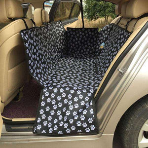 1 Extra Life Is Complete With Dogs Car Seat Cover [Waterproof & Hammock Convertible] - Life is complete with Dogs