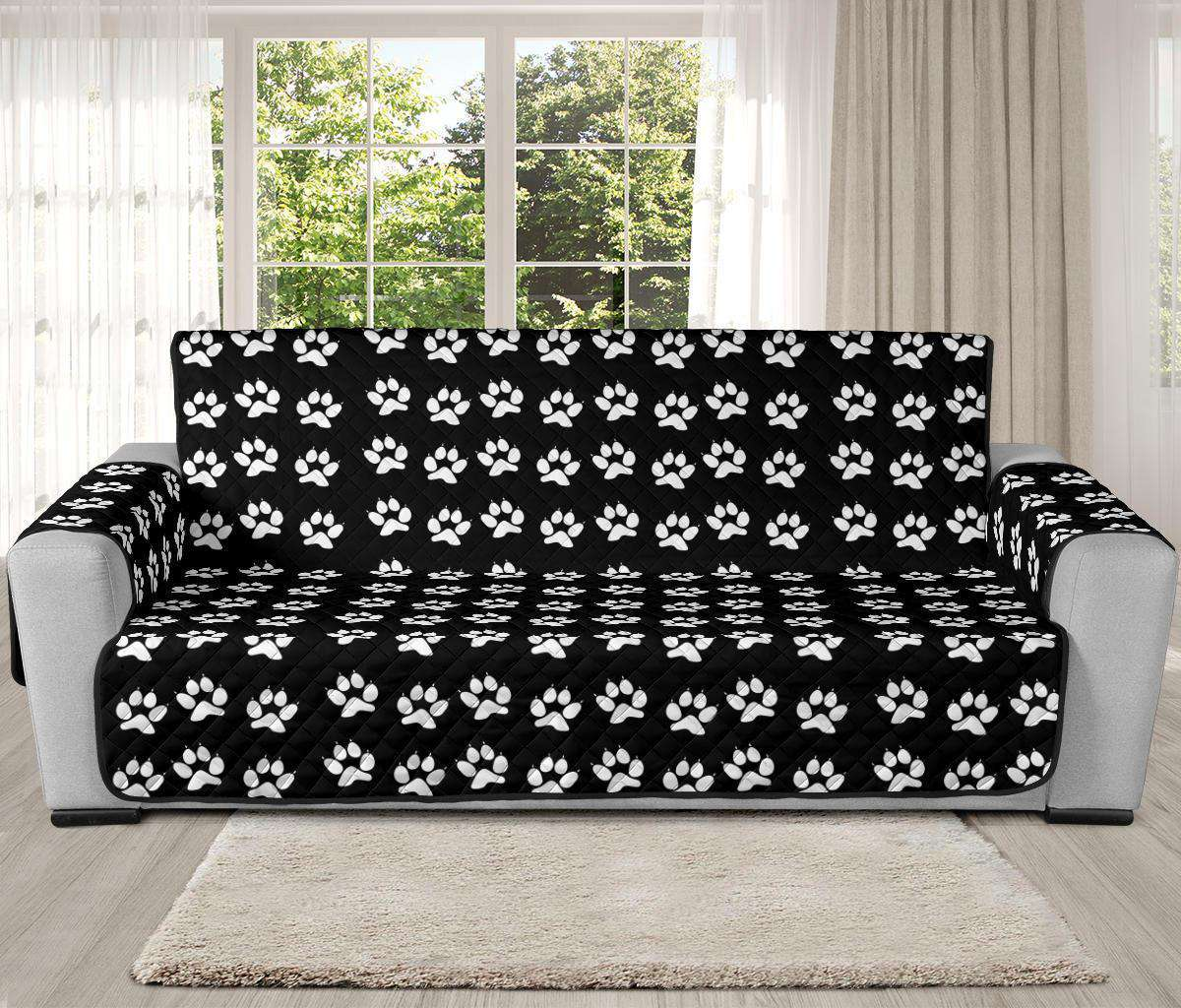 Life is Complete with Dogs Sofa Seat Covers