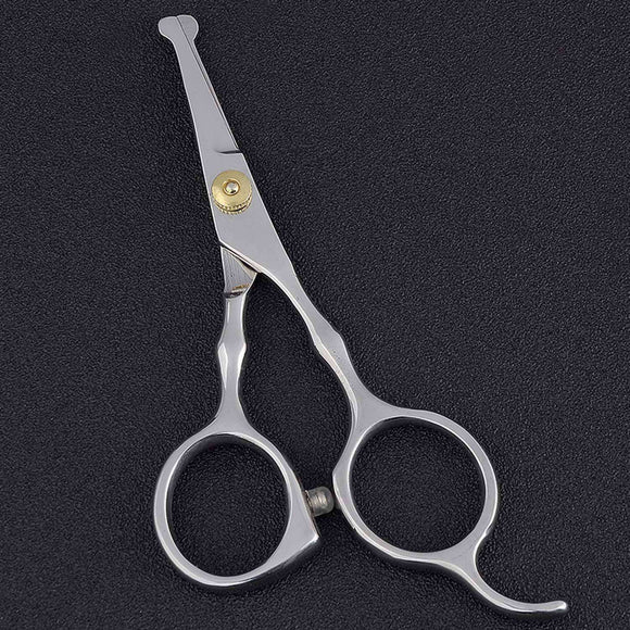 Rounded Tip Scissors - Life is complete with Dogs