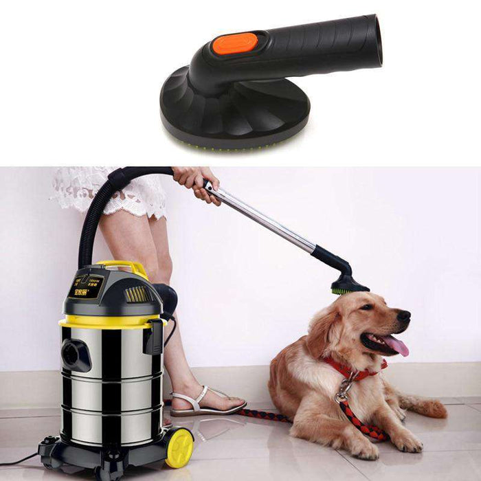 Dog Vacuum Cleaner Nozzle Attachment - Life is complete with Dogs