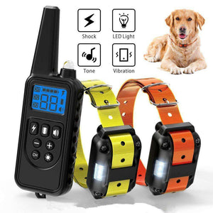 The Worlds Best Rechargeable Electric Dog Training Collar