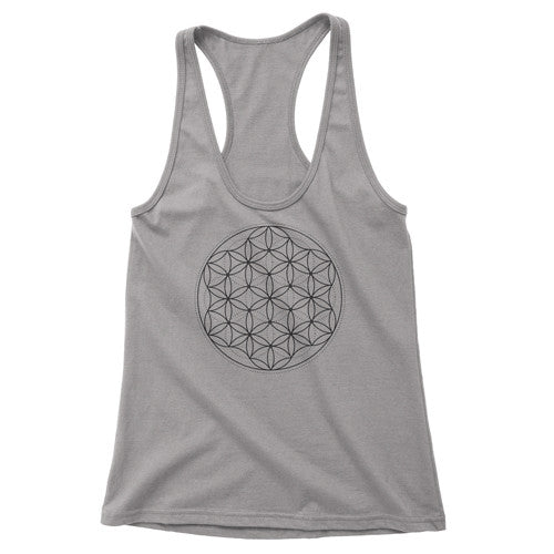 Flower of Life Racerback