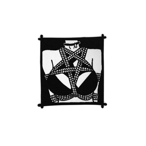Shibari Ropes patch