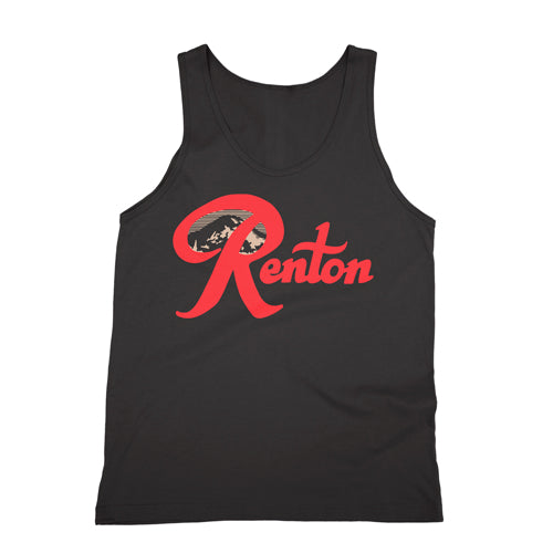 Renton Mens Tank - black