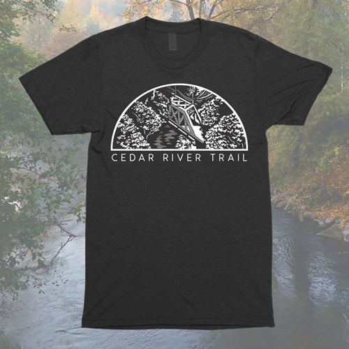 Cedar River Trail tee shirt