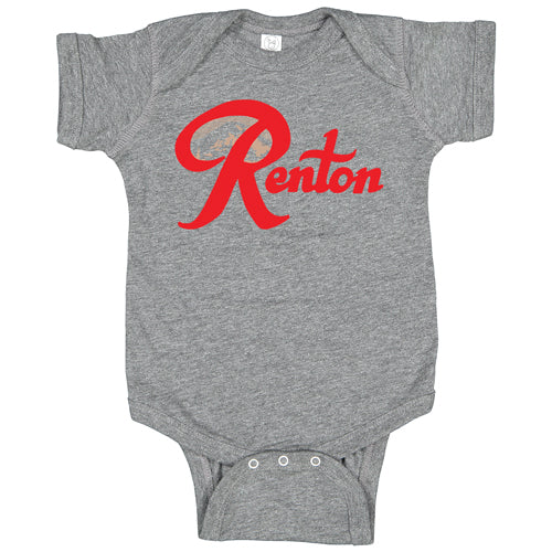 Renton infant onesie - Grey