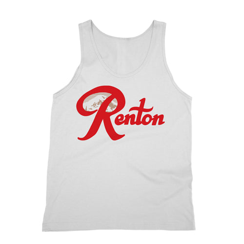 Renton Mens Tank - White